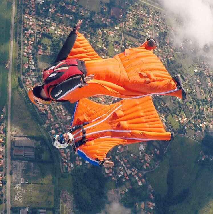 Wingsuit FlyBrothers Club Escola 25