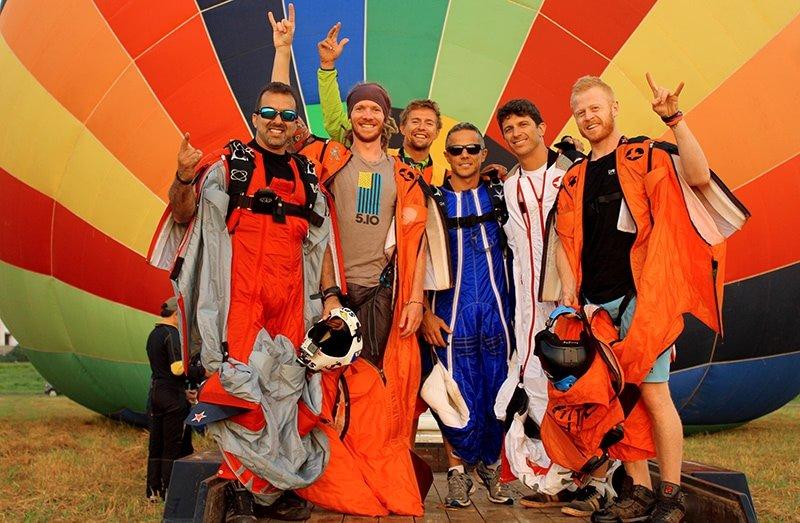 Wingsuit FlyBrothers Club Escola 39